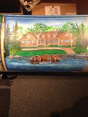 Maple Leaf Lodge on Basswood Lake
