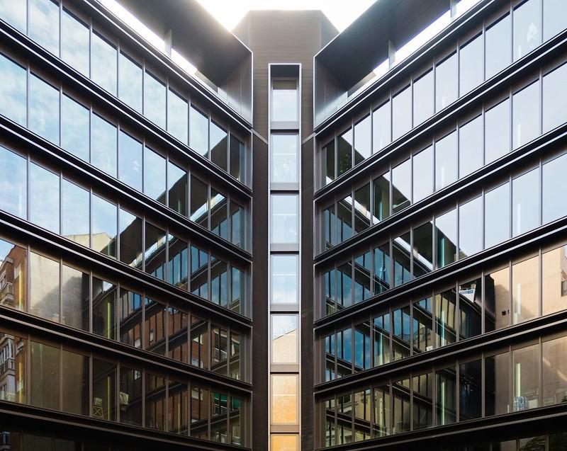 Ruiz Barbarín + GCA Arquitectos. Cuatrecasas office #8