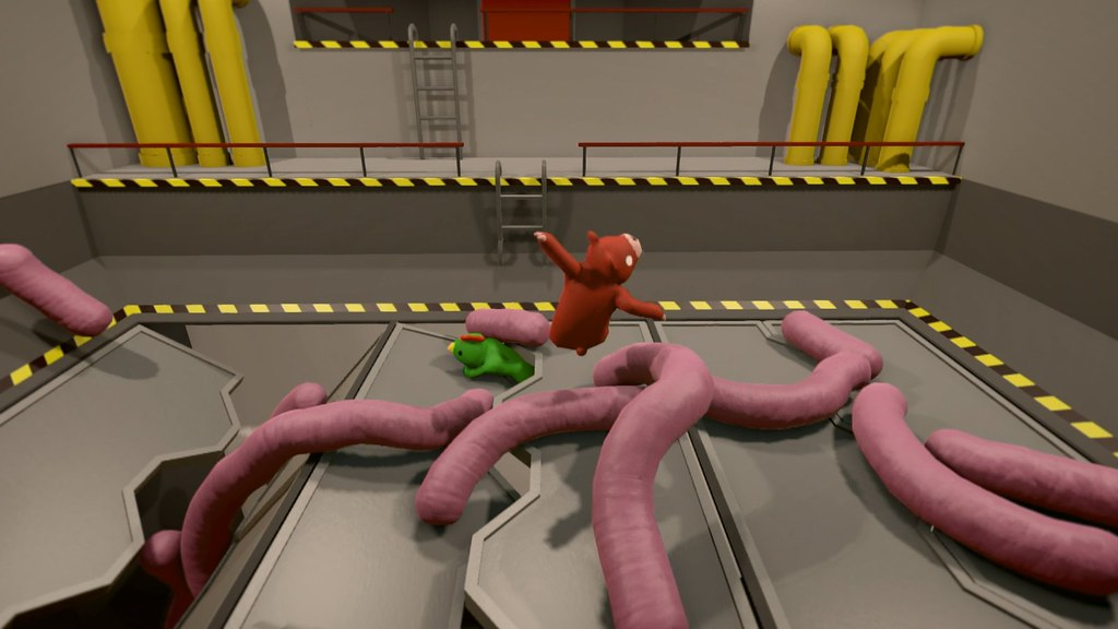 Gang Beasts on PS4