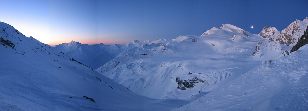 Britannia Hütte Walliser Alpen / Alpes valaisannes Switzerland photo 09