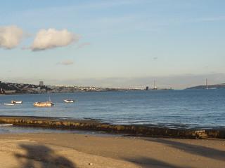 Image of Praia Velha near Paço de Arcos.