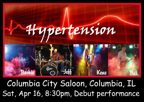 Hypertension 4-16-16