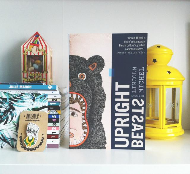 upright beasts licoln michel uk book blog vivatramp