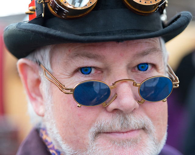 Dapper Steam Punk