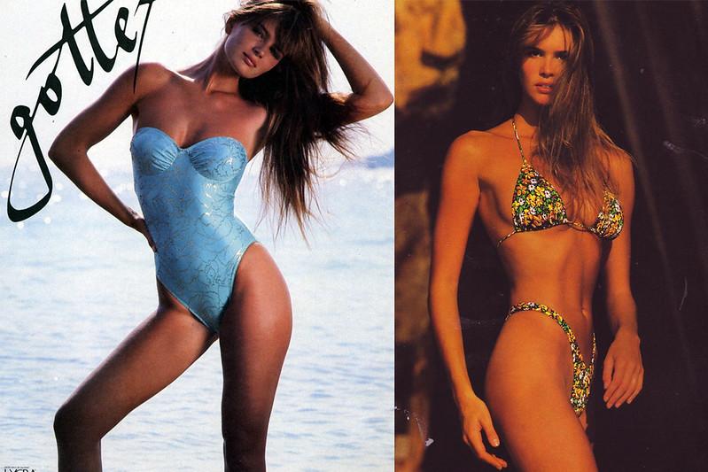 人類史上真正美麗與性感完美結合的物種—80年代超模6