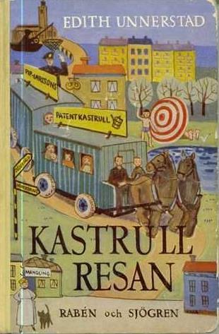 Edith Unnerstad, Kastrullresan