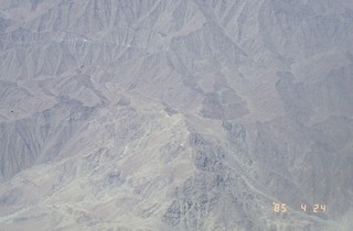 Mountains NW Muscat, Oman