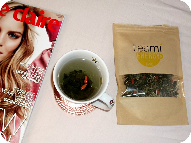 Team Energy Blend Tea