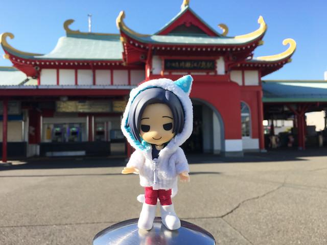 凛子ちゃんと行く 江ノ島ぶらり旅~山のようなパンケーキに出会った~