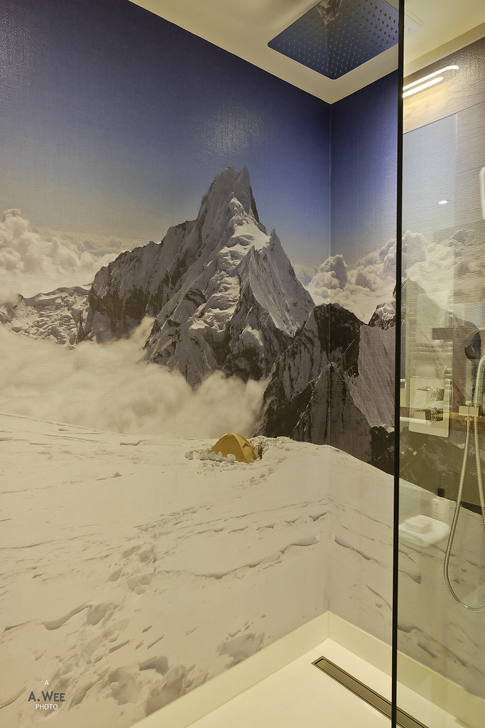 Alps shower cubicle