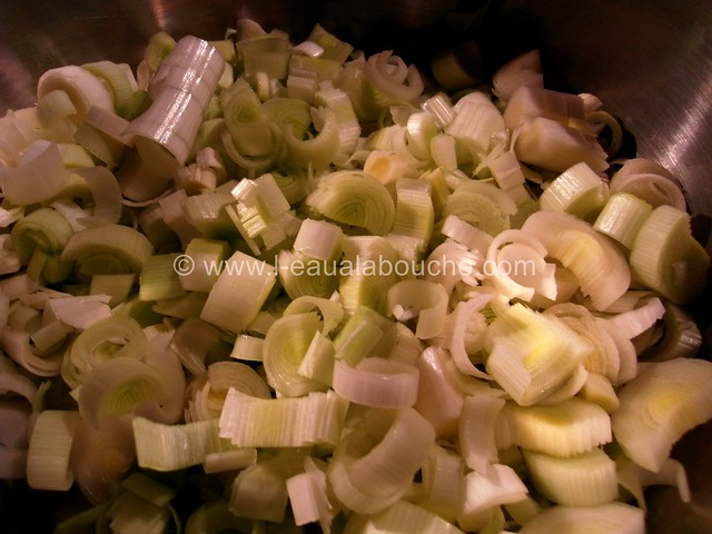 Cannelloni au Saucisson & aux Poireaux © Ana Luthi Tous droits réservés 02
