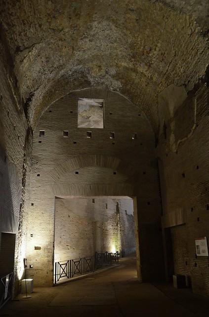 The Domus Aurea, Rome