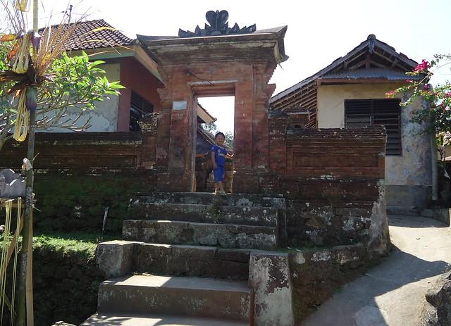 Aldeas al norte de Ubud