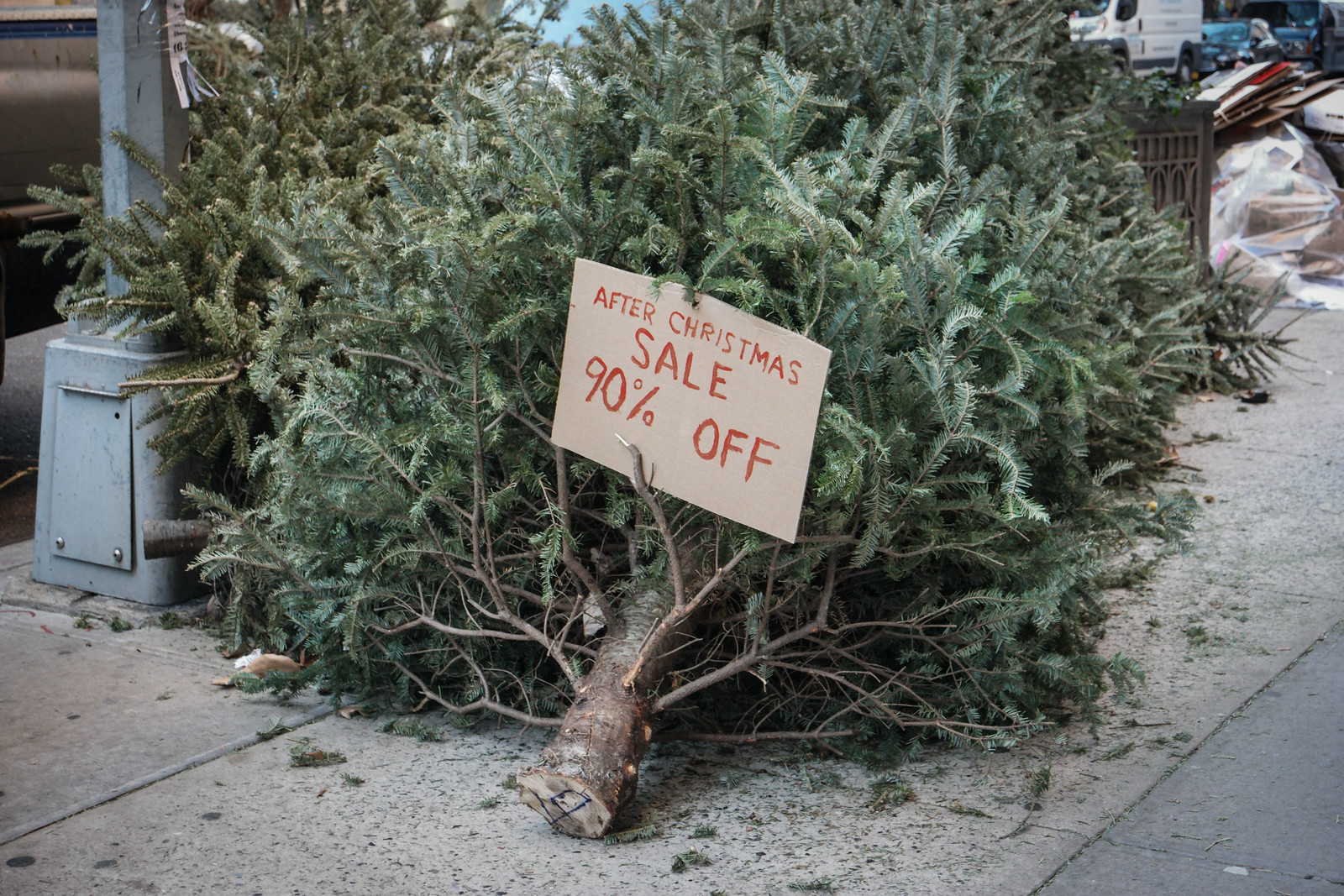 90% Off After Christmas Sale