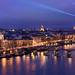 Rive gauche - Pont des Arts II by A.G. Photographe