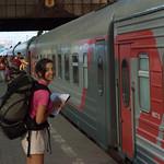 El primer tren. Destino: Kazán