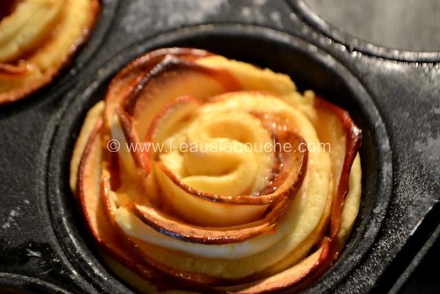 Rose Sablée aux Pommes et à la Confiture de Figue © Ana Luthi Tous droits réservés 18