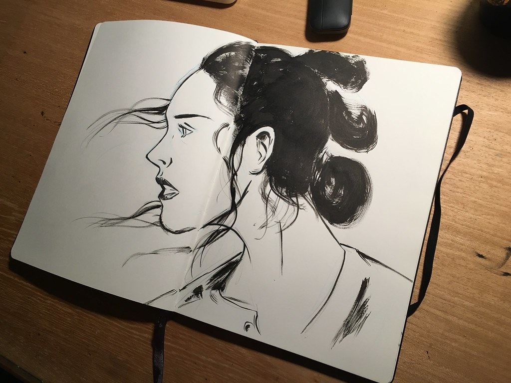 Sketchbook - The Force Awakens