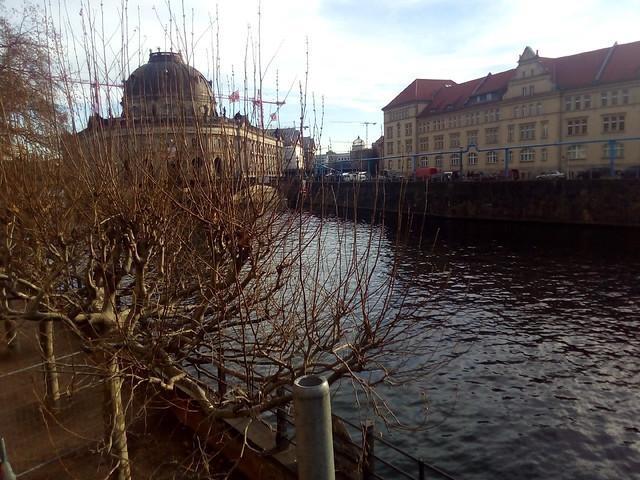 Ilha dos Museus, em Berlim, 2015