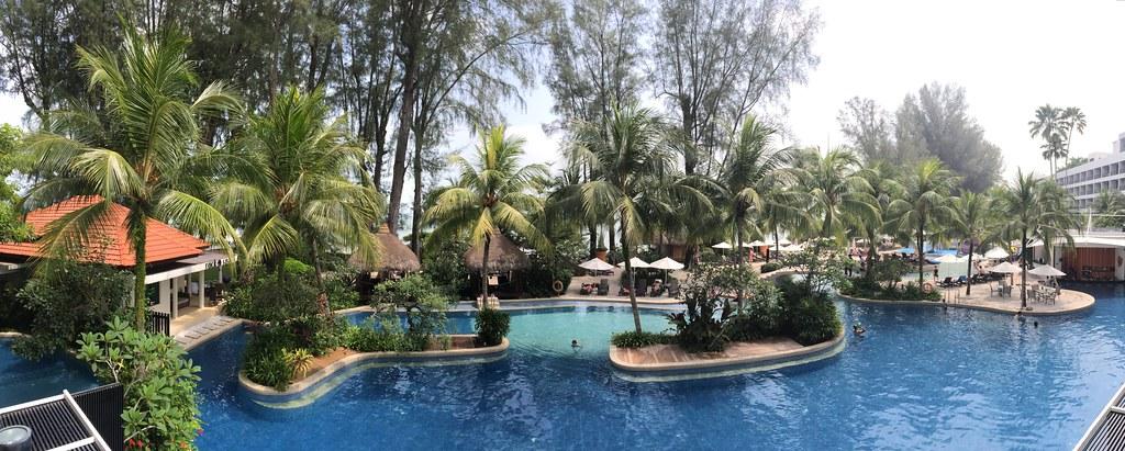 Hard Rock Hotel Penang Swimming Pool