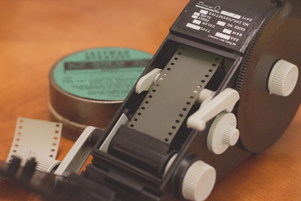 Eastman Super-XX Expired Film
