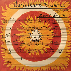 JIMMY SMITH:UNFINISHED BUSINESS(JACKET A)