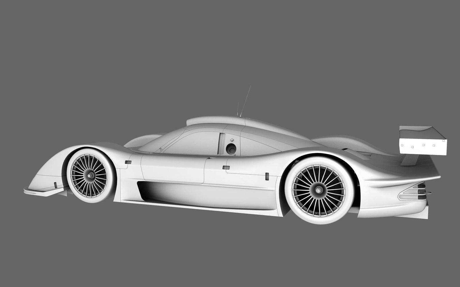 URD Mercedes-Benz CLR LMGTP