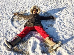 Time for SNOWANGELS