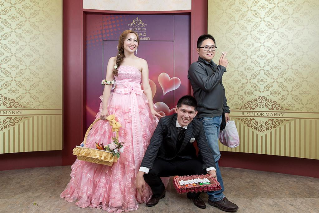 台南婚攝-情定大飯店 (82)