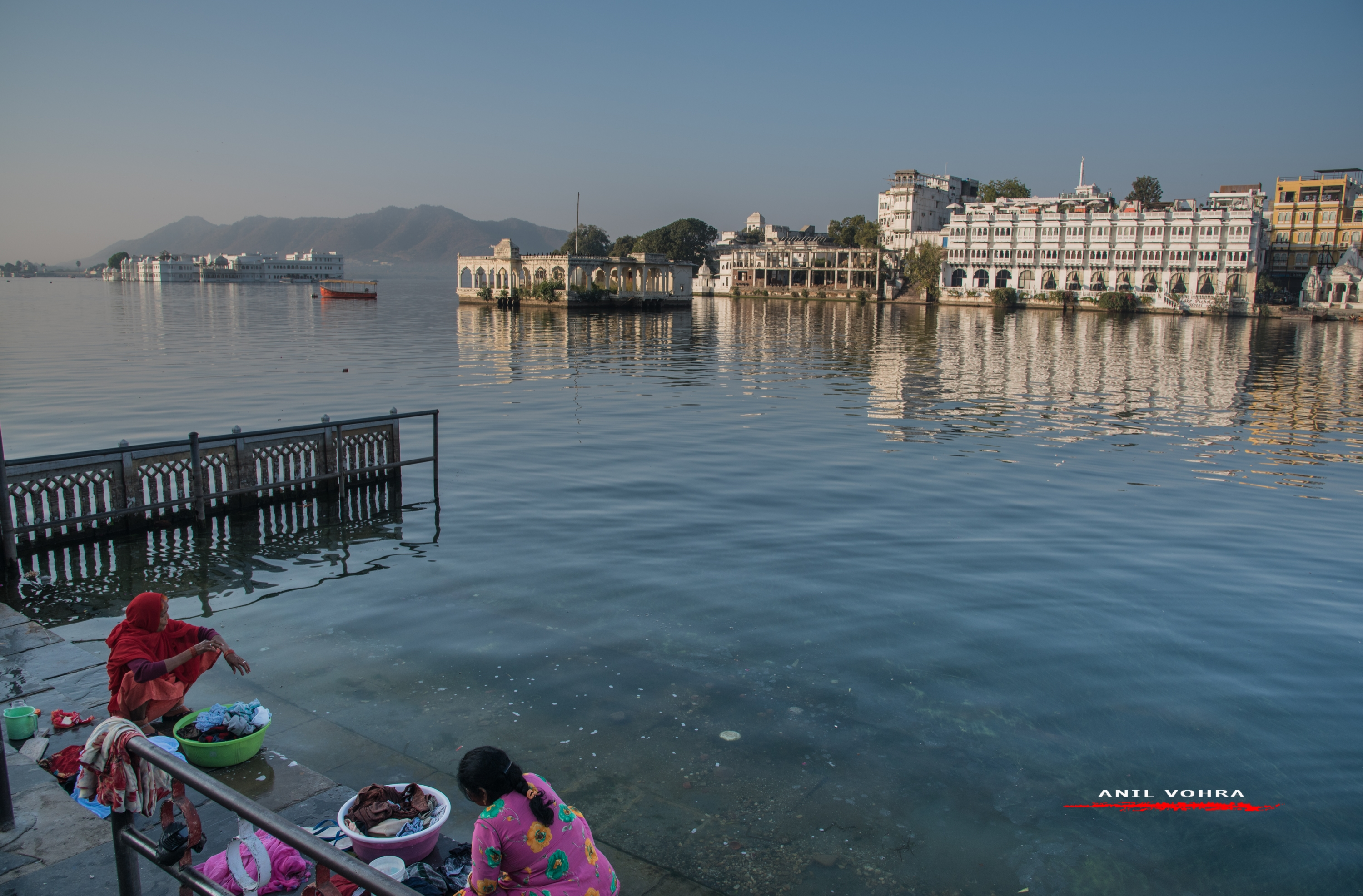 Ghats of Udaipur