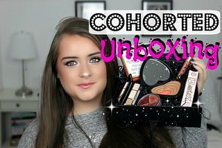 Cohorted Beauty Box January 2016 unboxing 1