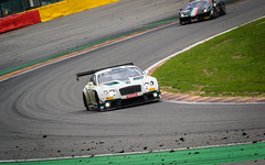 Spa 24h 2014 - M-Sport Bentley