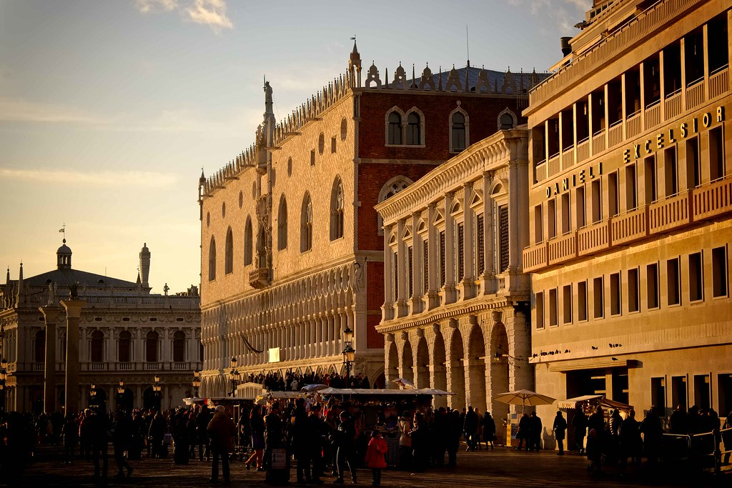 Hotels Near Piazza San Marco