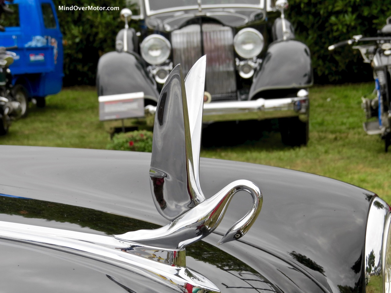 1951 Packard Patrician Hood Ornament