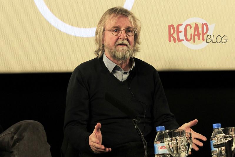 Michael Hirst, presentación de 'Vikings' en Madrid