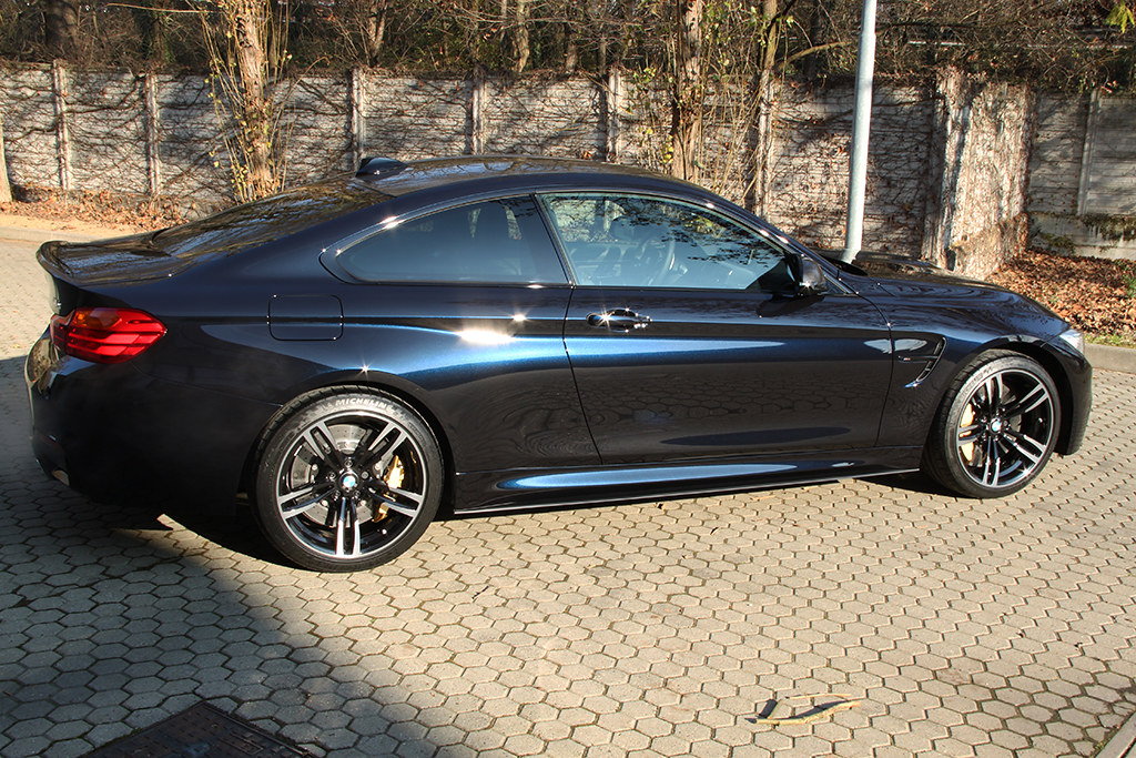 BigFoot Centre - BMW M4 Azuritschwarz, protezione totale 25074227060_6bff0a1547_b