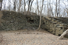 Cooke's Mill (ruins) on Goose Creek at Belmont, VA