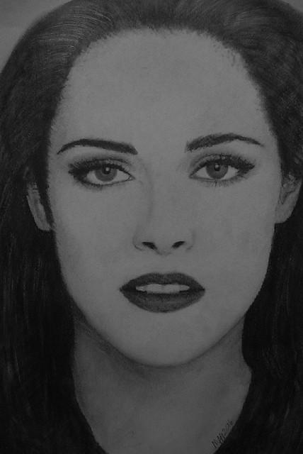 """Kristen Stewart as """"Bella"""" from Twilight"""