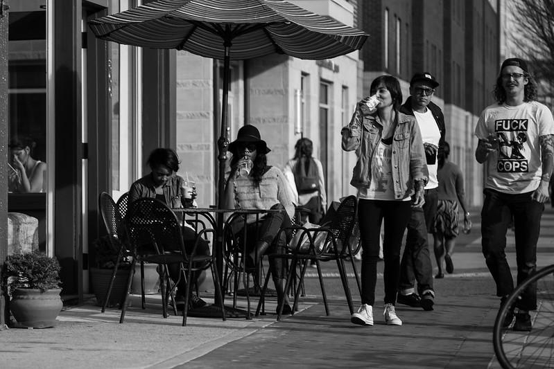 RVA street scene