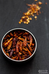 Dried Chilli Whole by Meeta Wolff 0019