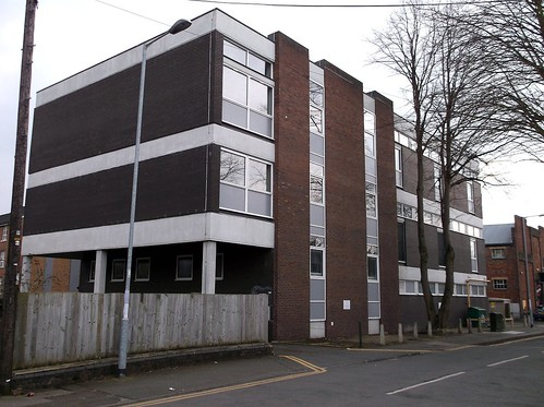 Tamworth telephone exchange 1