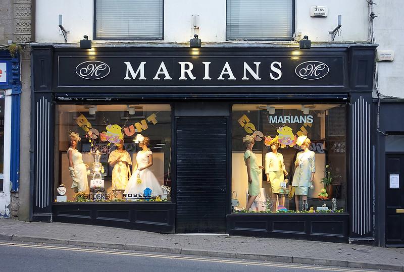 Marians Fashions, Boyle