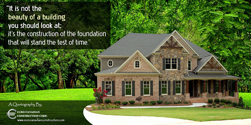 Quotography on Home Renovation