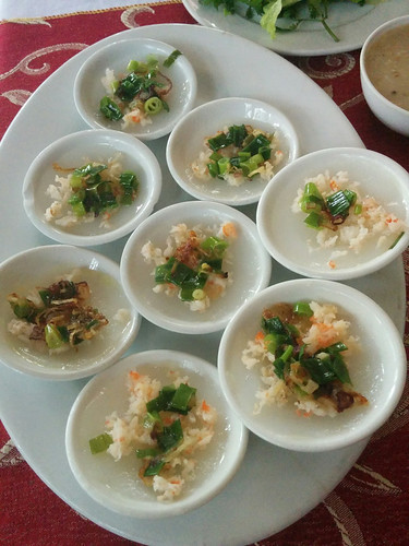 Banh Beo Hue (royal steam cake)