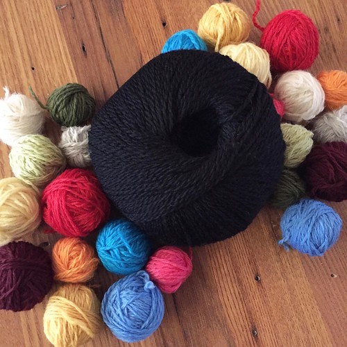 Yarn Ends Challenge