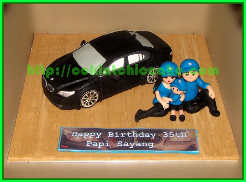 Cake BMW E60