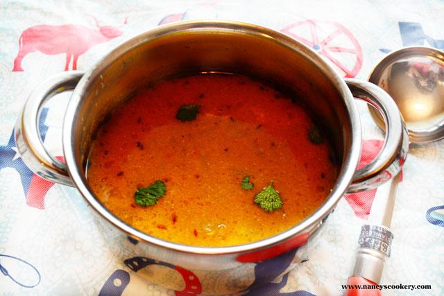 Kohlrabi Kurma /Nookal Kurma Recipe