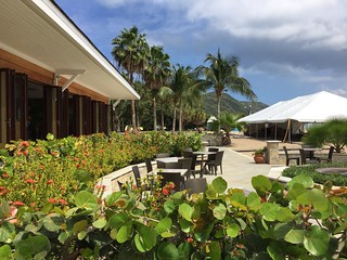 St. Kitt's Carambola Beach Club offers elegant, beach-side lounging