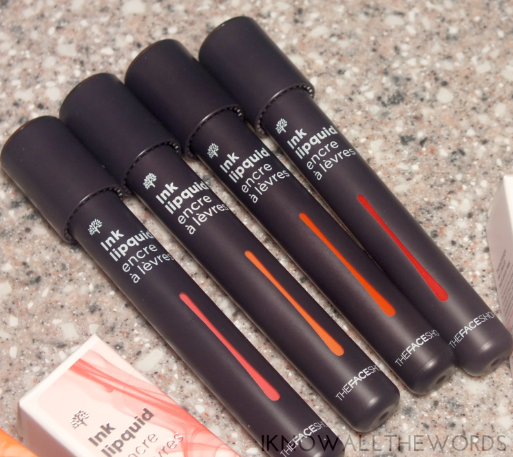 THEFACESHOP Ink Lipquid  (1)
