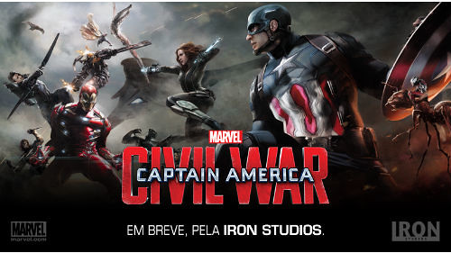 Captain America: Civil War - Official Trailer 2 UK